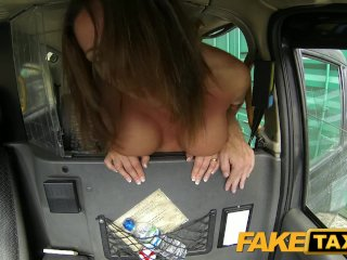 FakeTaxi – Mature milf gets down and dirty