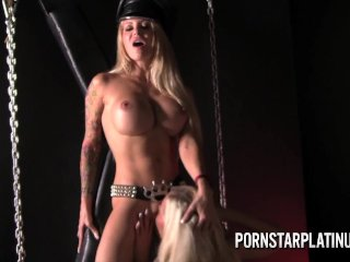 Nina Elle in Dominated By Helly Hellfire
