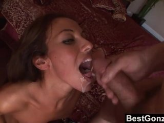Hot Latina Babe Fucked In The Ass
