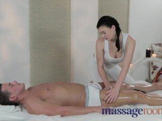 Massage Rooms – Beautiful big tit girls