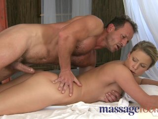 Massage Rooms – Innocent young clits