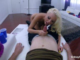 Britney Amber POV Fuck