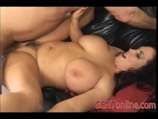 Busty Milf Angelica Sin Gets Her Pussy Fucked