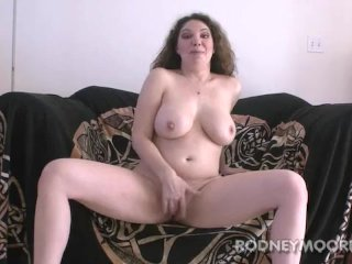 Kiki Daire Big Tits Shaved Pussy Fucking