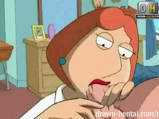 Family Guy Hentai – Naughty Lois wants anal