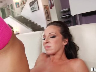 HardX Jada Stevens in her BEST ANAL Interraci
