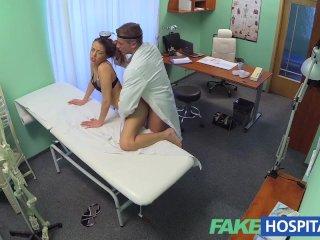 FakeHospital Beautiful brunettes wet pussy