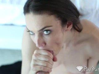 HD PureMature – Tiffany Tyler rides cock