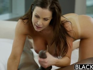 BLACKED Babe Kendra Lust Loves Huge Cock