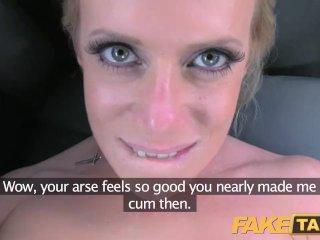 FakeTaxi Cheating girlfriend tries anal sex
