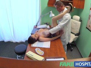 FakeHospital Busty beauty has a secret