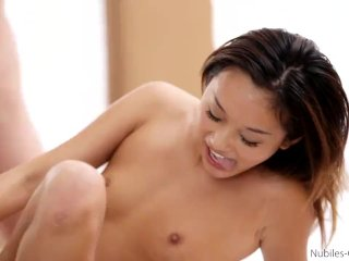 The Adult Video Experience Presents NubilesCasting Fuck it till it squirts