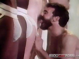 Al Parker Sucks Men in Jockstraps, TURNED ON!