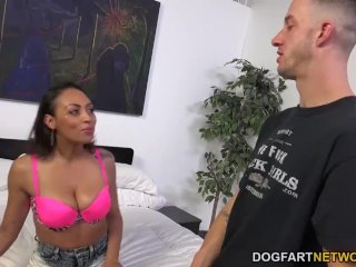 Cherry Hilson Gets Assfucked