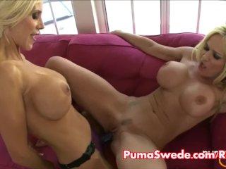 European Mail Order Babe Puma Fucks Her Owner