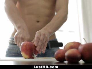 LustHD – Euro-Teen Gets Creamed