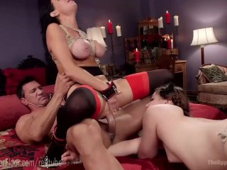 MILF Nympho Slave Is Punished