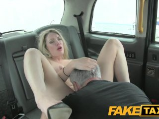 FakeTaxi Super hot blonde with a great body