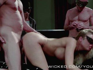 Wicked – Hot orgy masquerade