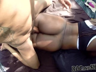 EBONY SEX TRIP!!