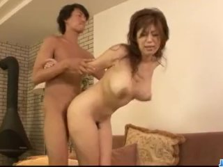Busty Naho Hadsuki loves cocks in each of her