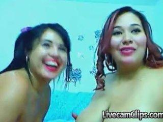 Amateur Busty Latinas Girl On Girl Sex On Cam