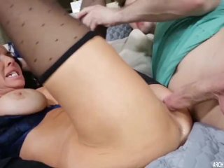 MILF Veronica Avluv fucked hardcore loving it