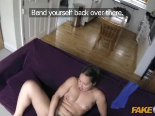 Fake Cop Lonely housewife fucked in the arse