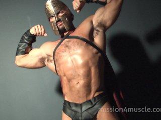 Spartan Muscle Cum