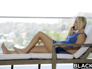 BLACKED Kate England Gets Anal From BBC