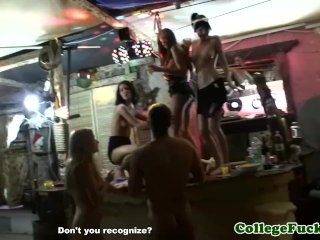 College party teens pussyfucked in dorm group
