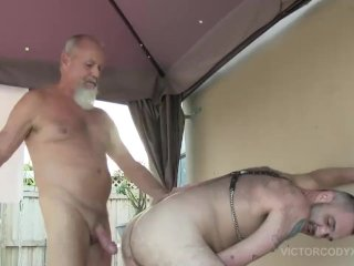 Bubbie Gets Spanked and Fucked