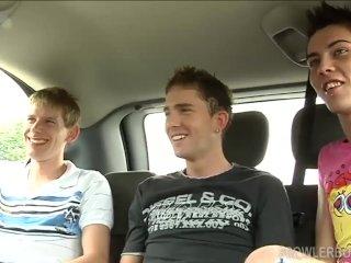 AJ and Josh Fuck Young Karl