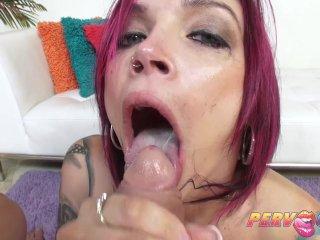 Pervcity Anna Bell Peaks Stunning Big Tits Ca