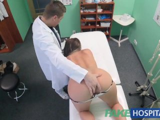 FakeHospital Holiday sex with horny doctor