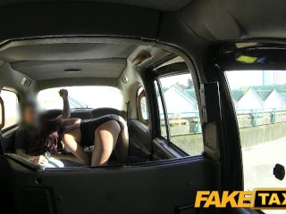 Fake Taxi Lace up boots and a big taxi cock