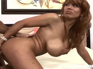 Ebony MILF Sienna West In a Meet-Up And Fuck