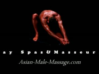 Asian Massage Video From Gay Spa