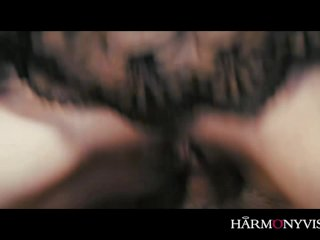 HARMONY VISION Sheriff Anal banging the priso