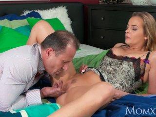 MOM Big tits milf loves a creampie