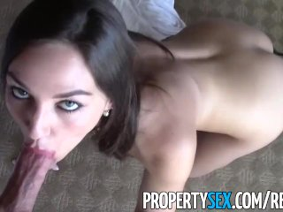 PropertySex – House humping real estate agent
