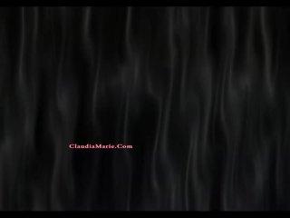 Huge Saggy Fake Tits Claudia Marie Teen Dream 4