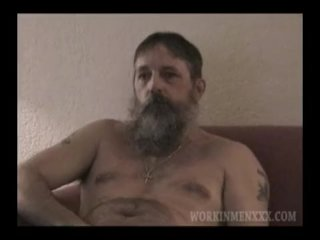 Mature Amateur Bobby Jacking Off