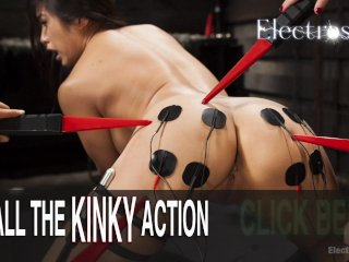 Hot Electro Sex Toy