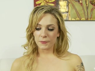 Doggystyle fucking and BTS fun with Dahlia Sky