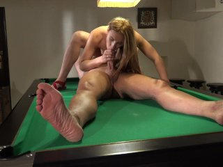 My cute step daughter loves old cock fucking