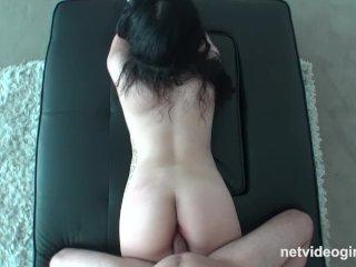 NetVideoGirls Tricks & Fucks Thick Asian Coed