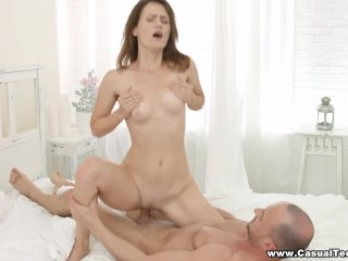 Hot sex on a beautiful day