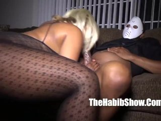 friday 13th thickred takes it all in bbc