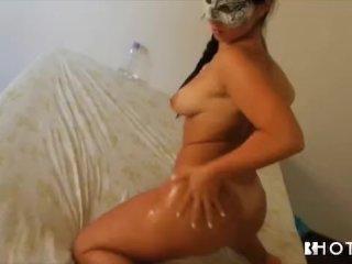 Curvy Portuguese Teen
